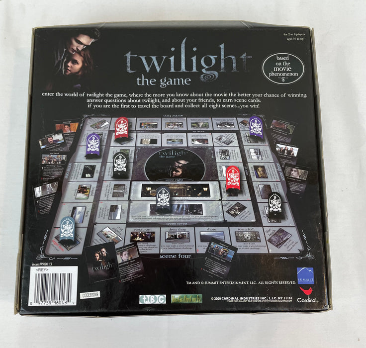Twilight the game board game