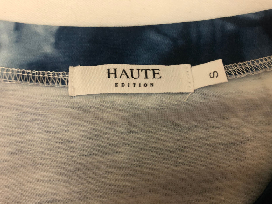 Haute women's short sleeve shirt