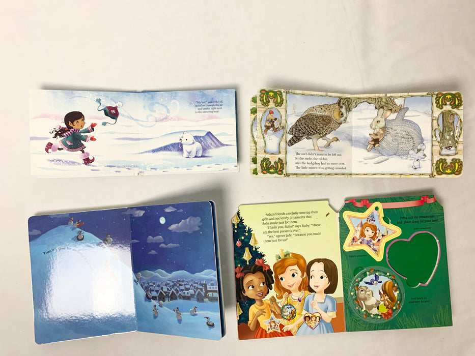 Bundle children's holiday books