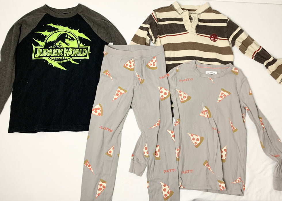 Bundle boys clothes size 8