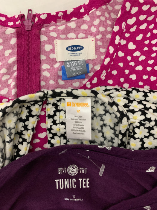 Bundle girls clothes size 10/12