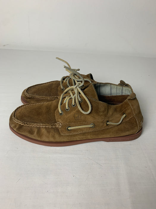Sperry top slider Mens shoes size 10.5