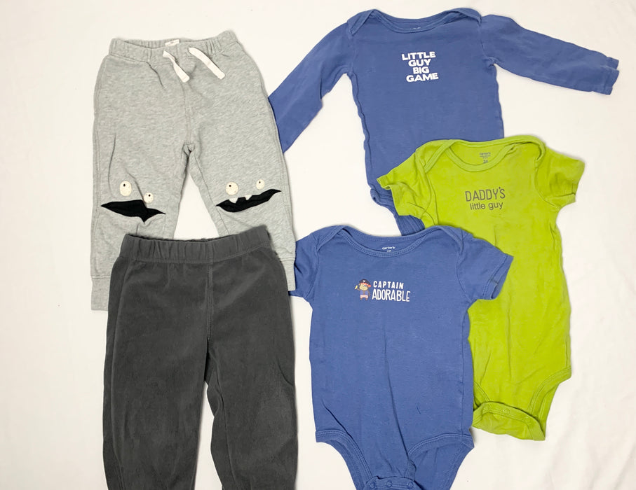 Bundle baby boy clothes size 18-24mo