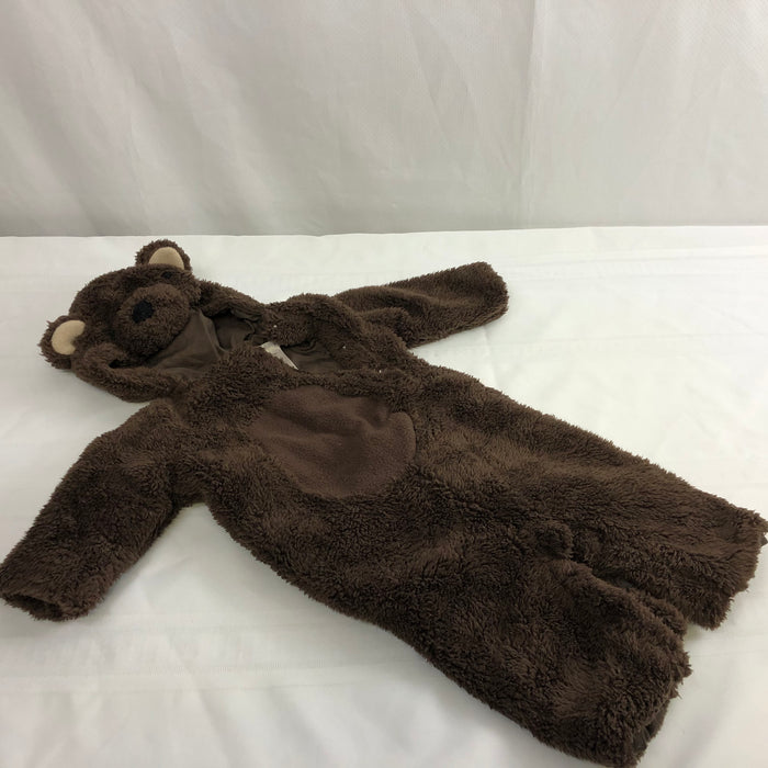 Pottery Barn Bear Fleece 0-6m