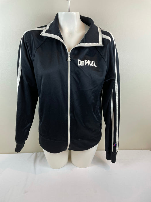 Champion women's zip up DePaul