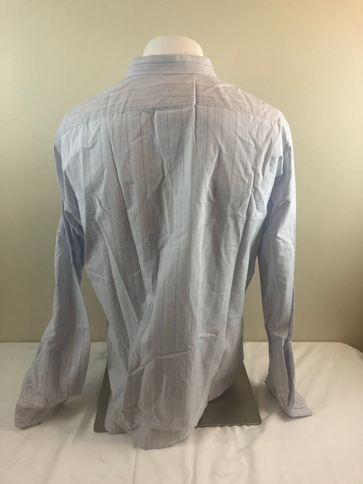 DKNY men's slim dress shirt