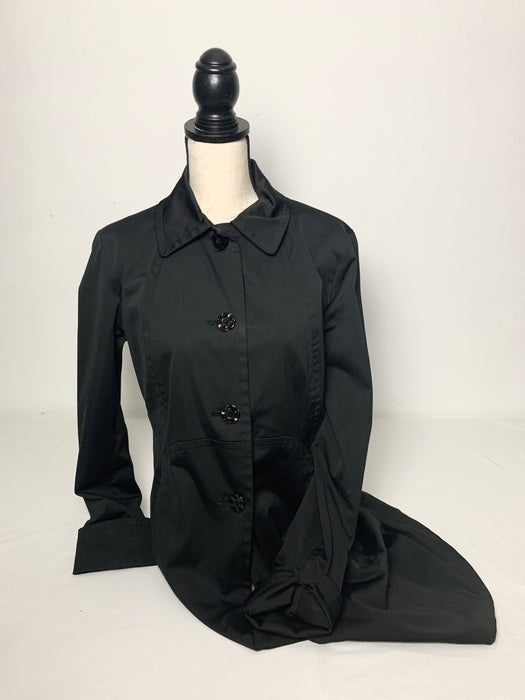 Nine West Womans Dress Coat Cotton/Polyester