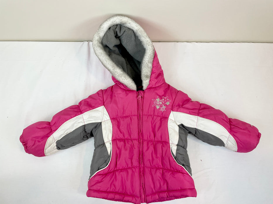 London fog girls winter jacket