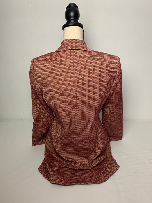 Le Suit Petite Womans Jacket size 6p