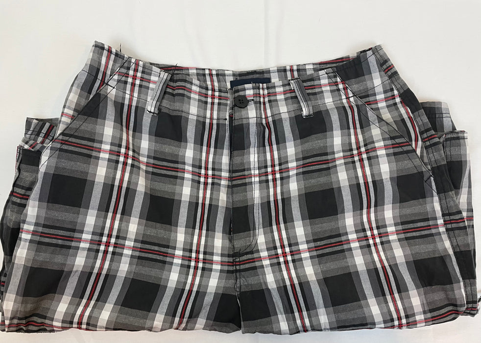 Goodboy collection men's plaid shorts