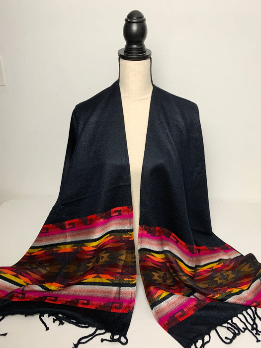 Beautiful Wrap Around Shawl size medium to large