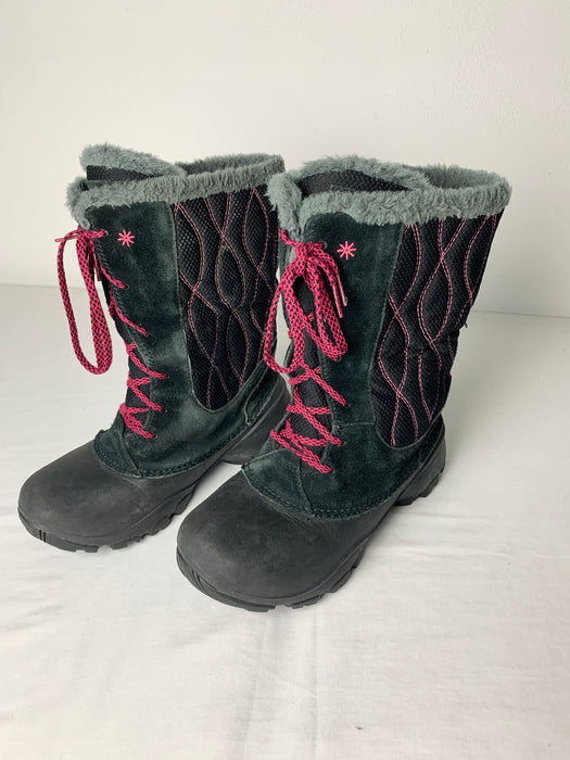 Columbia girl winter boots