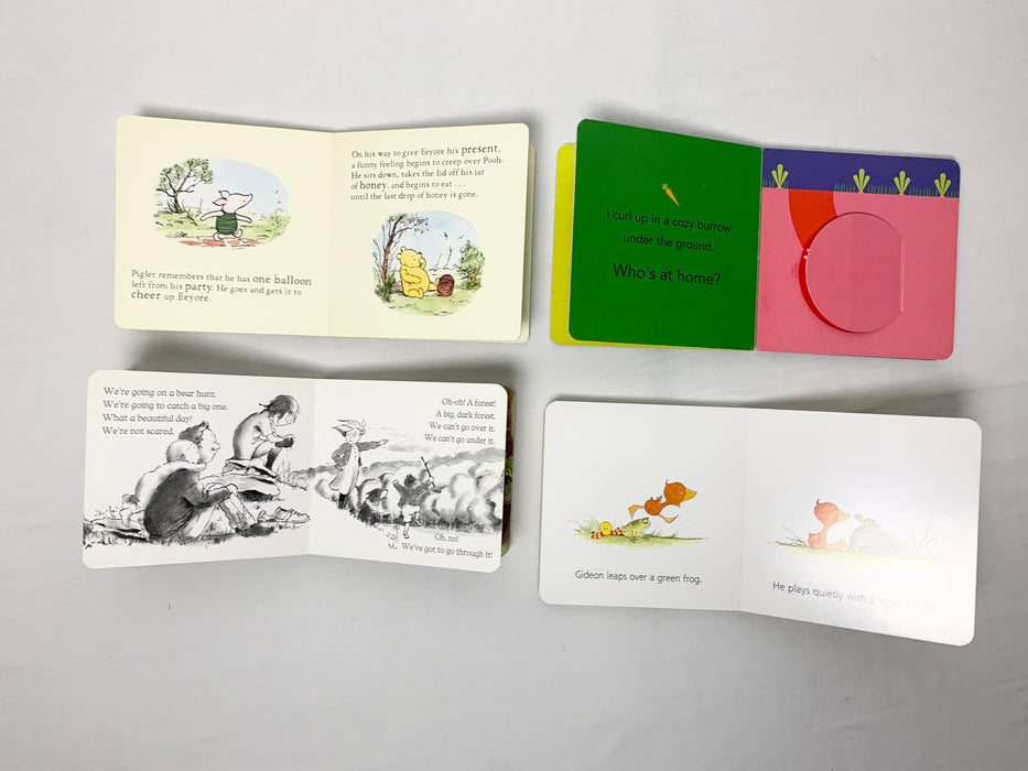 Hardcover children's books