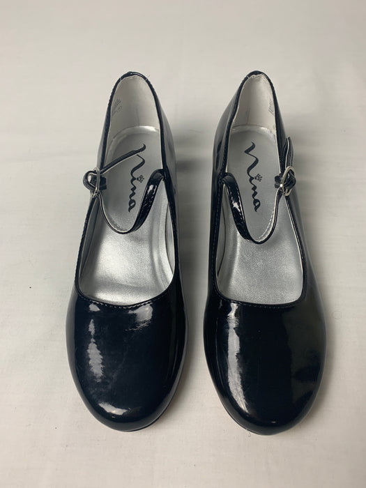 Nina girls dress shoes size 2.5m