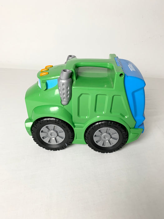 Tonka medium size green truck