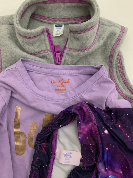 Bundle girls clothes size 6/7