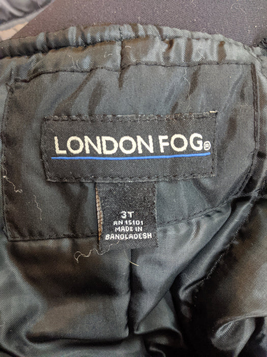 London Fog Toddler Snow Pants Size 3T