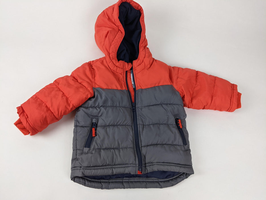 Old Navy Boys Winter Coat Size 18-24m