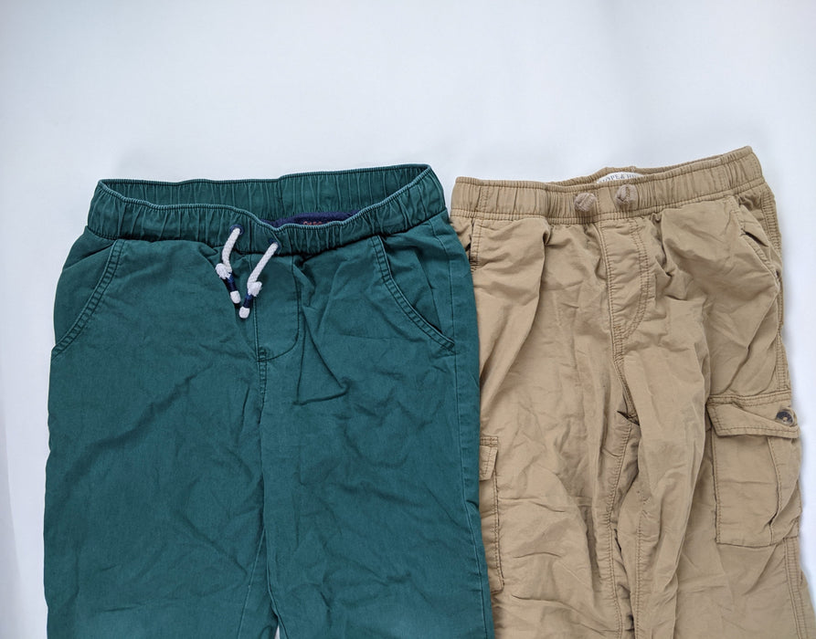 2 pc. Bundle Boys lined pants Size 10