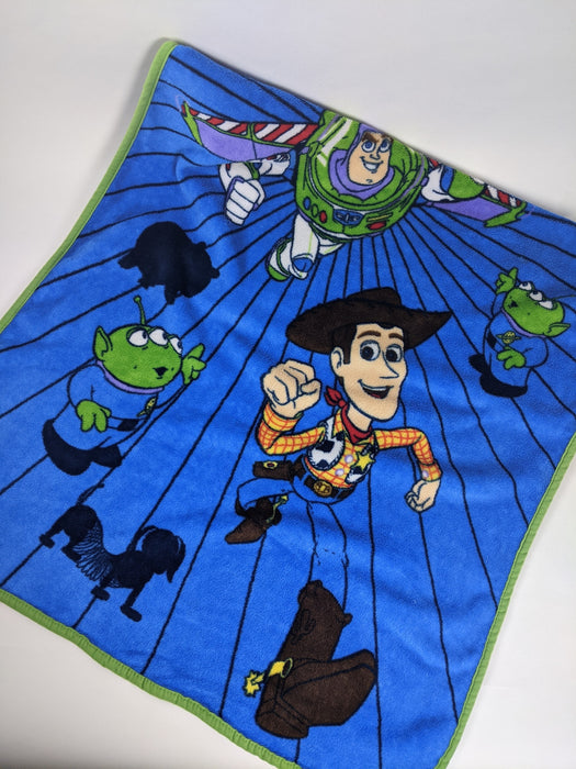 Toy Story Plush Blanket