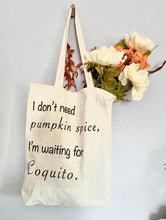 Load image into Gallery viewer, Coquito Pending Tote Bag