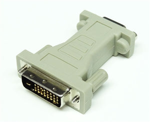 DVI-D Male to VGA Female Adapter
