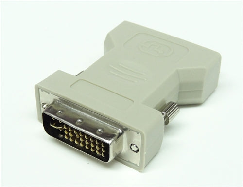 DVI-I Male to VGA Female Adapter