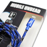 Mobile Undead - Apple MFi Certified - Lightning to USB Werewolf Cable, 5 Feet