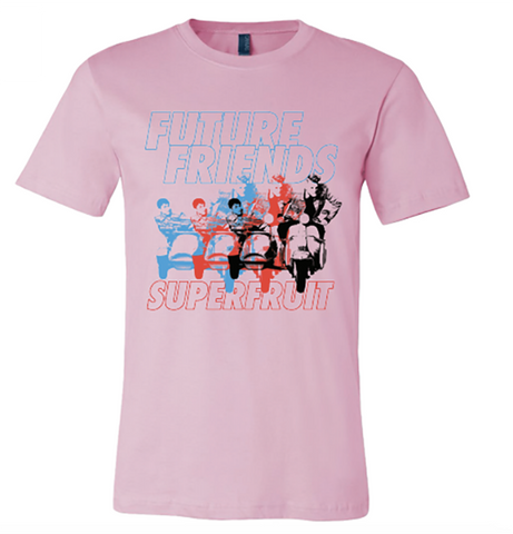 Pink Future Friends Tee (Women's)