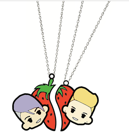 Future Friends Necklace Set