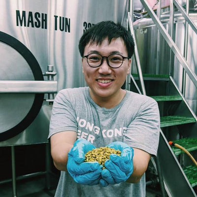 Q&A with Samuel To, Brewer (& Resident Foodie), Hong Kong Beer Co