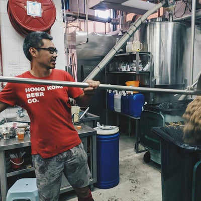 Q&A with Sheung Man, Brewer (& Avid Hiker), Hong Kong Beer Co