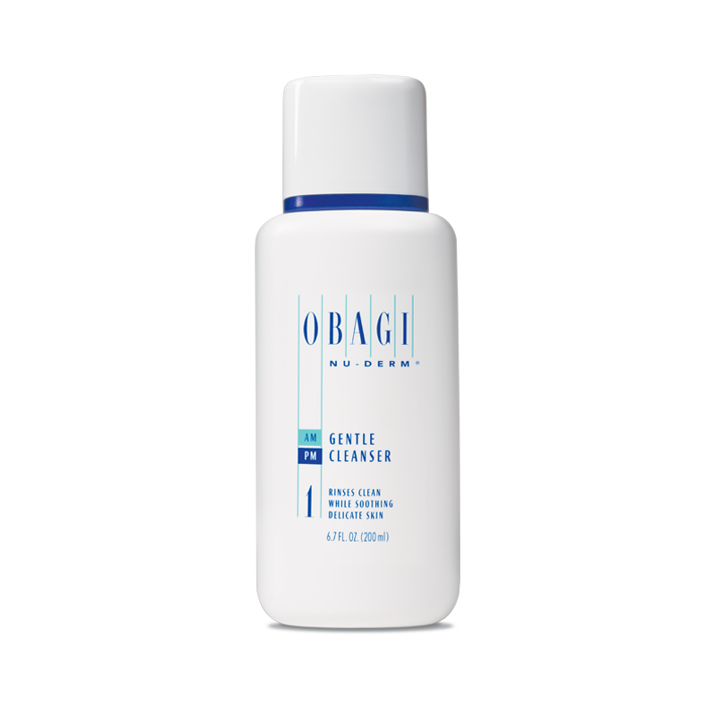 Obagi Nu-Derm Gentle Cleanser - Normal  to Dry (6.7 fl oz - 200 ml)