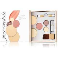 Jane Iredale Pure and Simple Makeup Kit