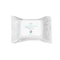 SUZANOBAGIMD On the Go Cleansing Wipes for Oily or Acne Prone Skin (25 ct)