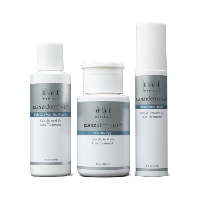Obagi CLENZIderm MD Starter Set - Normal  to Oily