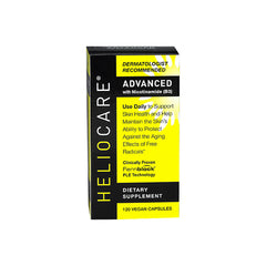 HelioCare Advanced with Nicotinamide (B3), Vegan Capsules - 120 capsules