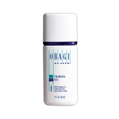 Obagi Nu-Derm Foaming Gel  - TRAVEL 2oz