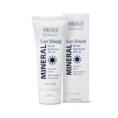Obagi Nu-Derm Sun Shield Mineral Broad Spectrum SPF 50 (3 fl oz - 90 ml)