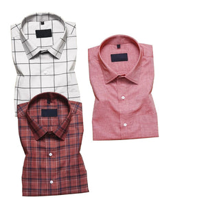 Pack of 3 Designer Shirts with great Stuff