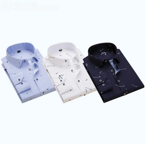 Louis carter American Brand pack of 3 Combo Shirts