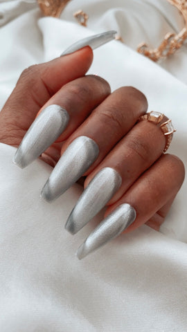 Silver Luxe - Crowned and Polished