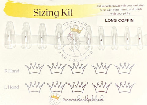 Sizing Kit - Crowned and Polished