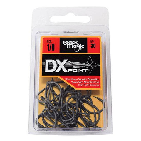 Black Magic DX Point Hooks