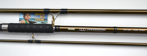 Okuma Nano Matrix 14ft 8-12kg Surf Rod