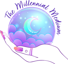 The Millennial Medium Logo