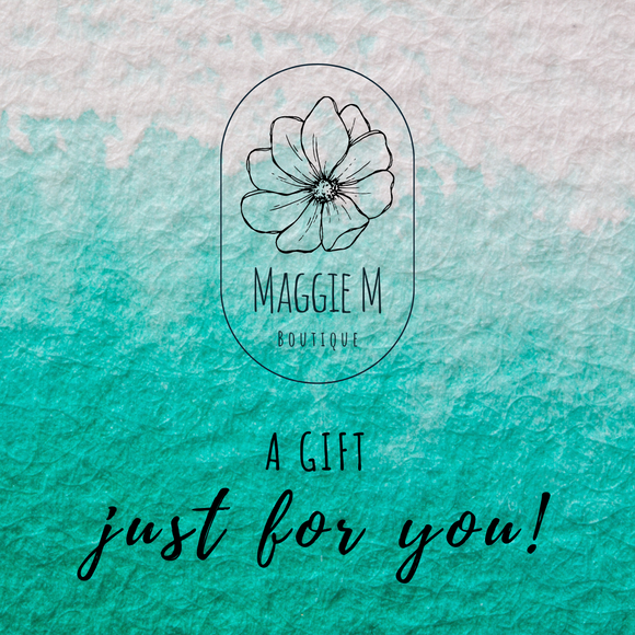 Maggie M Boutique Gift Card
