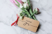 Load image into Gallery viewer, 'Love' Gift Box