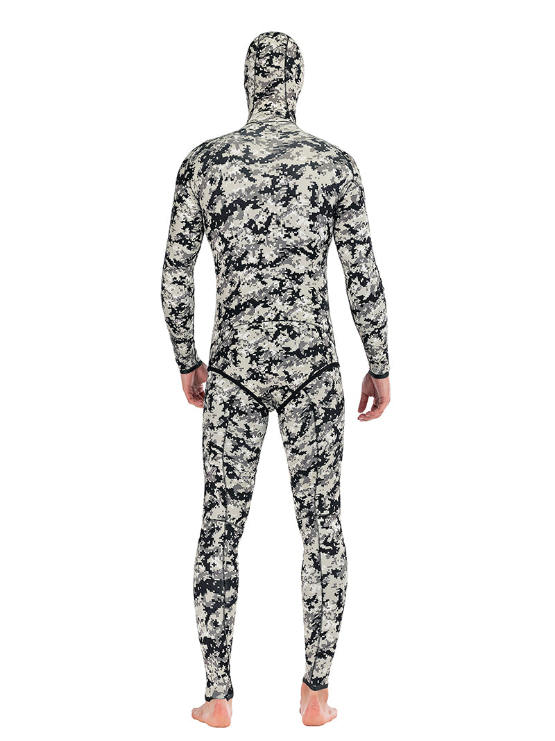 7mm Spearfishing Wetsuit One  Wetsuit 3mm Spearfishing Wetsuit 5mm Sailfish  Mosaic CR Coral Camouflage Spearfishing Wetsuits
