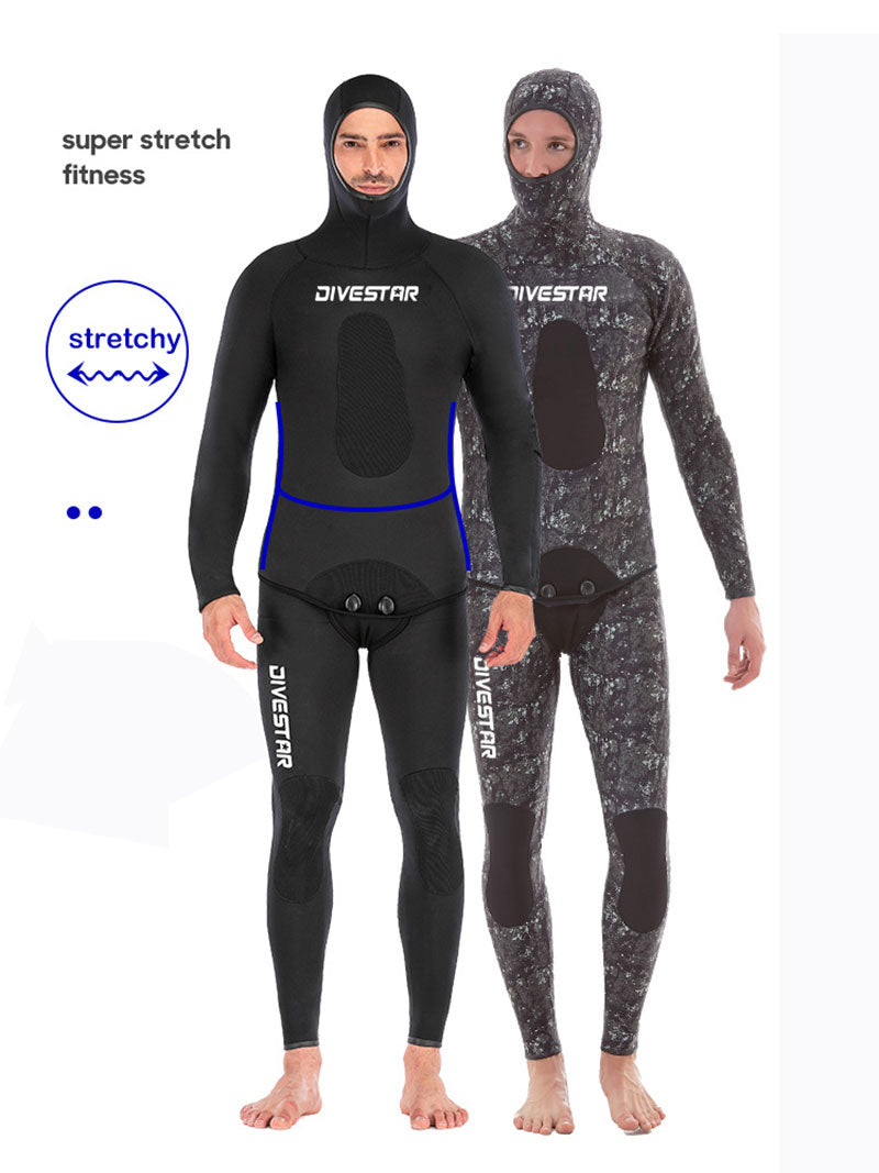 scuba diving wet suit 5mm